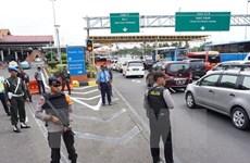 印度尼西亚新年前夕加强安全防范工作