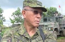 菲总统想要改变菲美联合军演地点