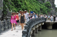 广南省力争2017年游客接待量超过500万人次