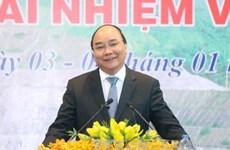 阮春福总理:EVN需继续保持在全国供电的主导作用