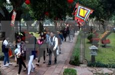 2017年元旦节假期河内接待游客量超过20万人次