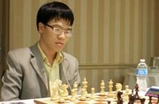 世界象棋特级大师的最新排名:黎光廉降至世界第30位