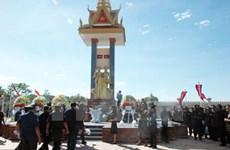 胡志明市举行纪念越南西南边界保卫战争胜利38周年见面会