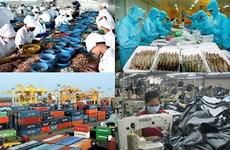 2017年越南继续是世界上经济增长率最高的经济体之一