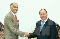 印度驻越大使:印度承诺将越印关系迈上新高度