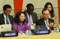 2016年越南对外成就在人权领域留下烙印