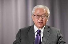 新加坡总统陈庆炎开始对柬埔寨进行国事访问