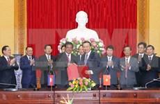 越南公安部和柬埔寨内务部加强合作