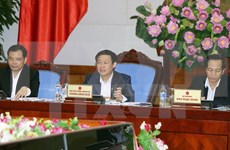 王廷惠副总理:鼓励企业加大对农业发展及扶贫领域的投资力度