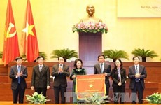 越南国会办公厅召开2016年工作总结暨2017年任务部署会议