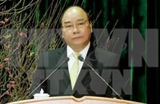 阮春福总理:需确保经济与文化和谐发展