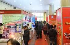 2017年春节特刊展在河内举行