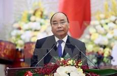 越南政府总理阮春福出席第47届世界经济论坛年会