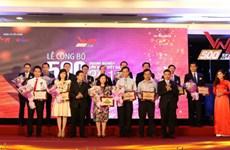 越南评估报告公司发布2016年越南企业500强榜单