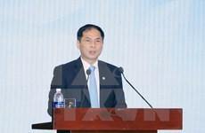 裴青山副外长:阮春福总理出席第47届世界经济论坛年会之旅取得许多重要成果