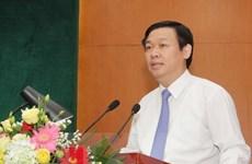 王廷惠副总理:力争实现企业重组双重目标