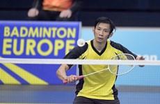 越南将举办2017年亚洲羽毛球混合团体锦标赛