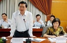 越南政府总理对武辉煌给予取消原工商部部长资格的纪律处分