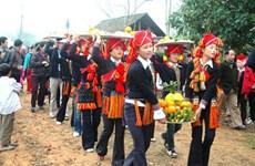 西北山区蒙族人提前到来的春节