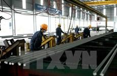2017年越南钢铁工业预计增长12%
