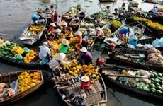 芹苴市期望成为九龙江三角洲地区的中心