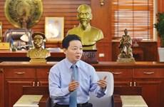 陈红河部长:保护环境投入对可持续发展影响深远