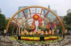 阮惠花街开街时间延长1天