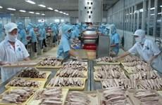 2017年力争将越南水产品出口总额提升到71亿美元