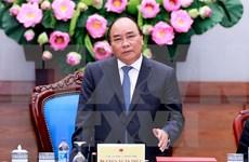 阮春福总理要求春节后各机关干部职公抓紧时间完成任务