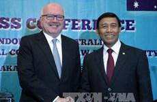 澳大利亚与印尼加强安全司法合作