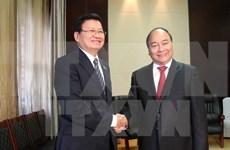 老挝总理通伦将赴越出席并共同主持越老政府间联合委员会第39次会议