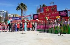 旅居塞浦路斯越南人举行2017新春见面会