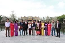 春节期间承天顺化省接待游客近10万人次