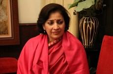 印度外交部东方秘书普里特·萨兰:政治互信和相互了解铸就印越关系