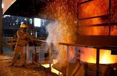 越南广义省榕桔和发钢铁生产联合体建设项目获颁投资许可证