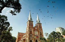 胡志明市被列入世界50个最美丽城市名录