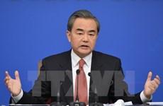 中国外交部长王毅:加快RCEP谈判 迈向亚太自贸区