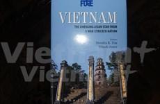 《越南:从战争废墟中崛起的亚洲之星》新书首发式在印度举行