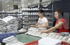 2017年越南鞋类及箱包出口额力争达180亿美元