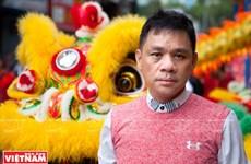 越南舞狮的出国推手