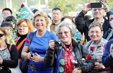 广宁省旅游:欢乐迎春