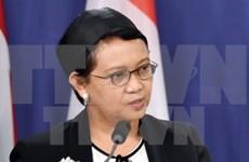 印尼与新加坡面向庆祝建交50周年
