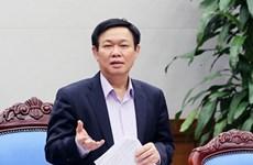越南政府副总理王廷惠主持召开有关2012年《合作社法》执行情况的会议