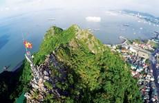 下龙市旅游业:扬帆起航 向大海前行