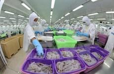 出口欧盟的13.2%越南农林水产品获颁电子证书