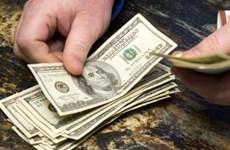 16日越盾兑换美元中心汇率下降2越盾