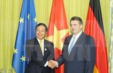 越南与德国外交部领导同意加强双边关系