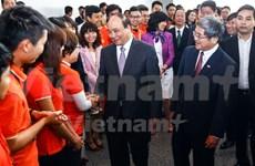 阮春福总理:越南政府力争将和乐高科技园区建设成为科学之城