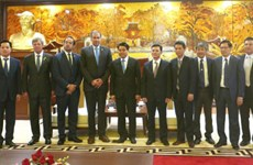 越南河内市希望同阿根廷首都布宜诺斯艾利斯加强合作