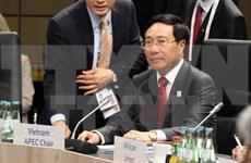 范平明副总理:加强全球伙伴关系实现2030年议程各项目标
